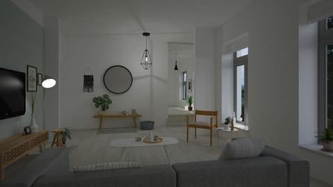 MADSEN Living - Living room - by marleinxs