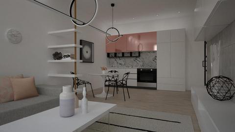 minimalism K - Kitchen - by Liu Kovac