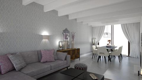 Project classicmodern - Living room  - by hebriinteriors