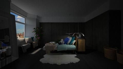 IP Diego - Bedroom - by Agata_ody