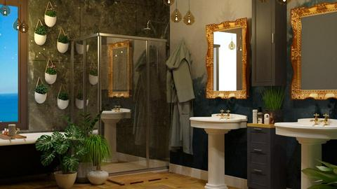 eclectic bathroom - Bathroom - by boho_dreamer