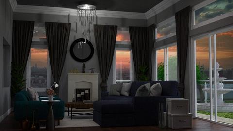Contemporary Living - Modern - Living room - by laurenpoisner
