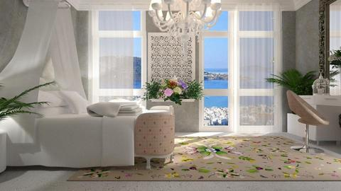 Greece  - Bedroom - by Alda Neziri
