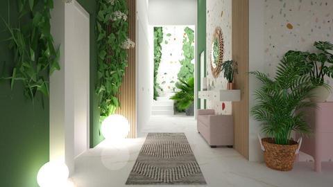UJ Hallway - Modern - by jagwas