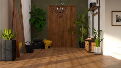 Hallway - by anjaam