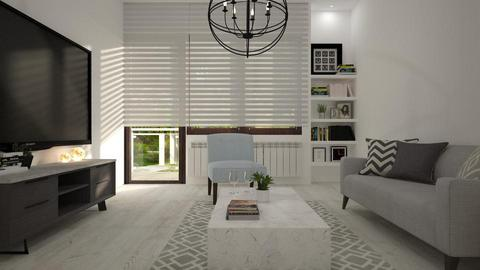 small living - Living room - by anjaam