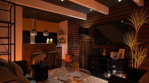 House Bar - by aniachoynowska