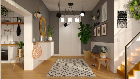 Hallway - by ariema