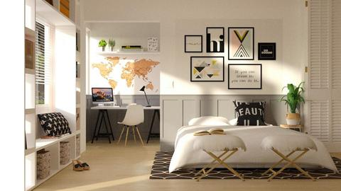 Bedroom - by ariema