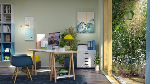 spring office - by bnu
