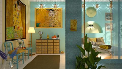 TM Bedroom - by Vanessa_D