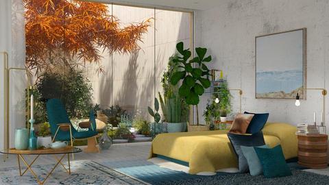 basement garden2 - by bnu