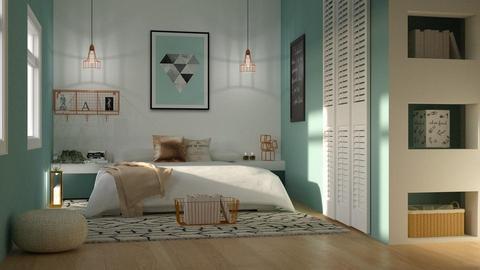 TM Bedroom - by ariema