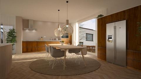 keukenaanzcihtf - by Gwenda van Maaren