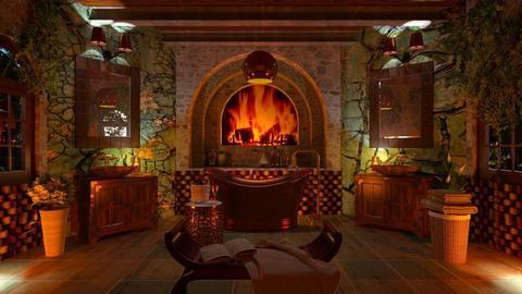 My castle fantasy  - by lydiaenderlebell
