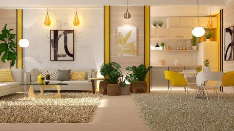 Light yellow  - by sukica