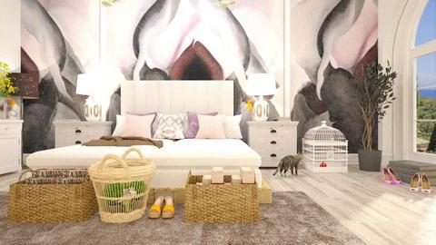 OKBedroom - Living room - by ZuzanaDesign