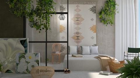 GO Bedroom - Bedroom - by ArtHousedeco