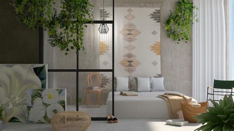 GO Bedroom - Bedroom - by ArtHousedeco