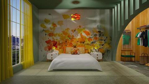 Poppy Bedroom - Bedroom - by Studio EDesign