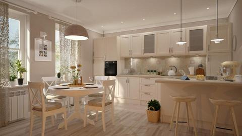 Dream kitchen - Kitchen - by Valkhan