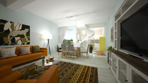 flat  - by VeroDeco