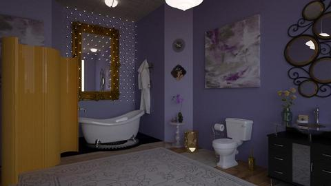 Lavender  - Bathroom  - by Gab71892
