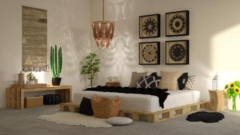 My Place - Bedroom - by DeborahArmelin