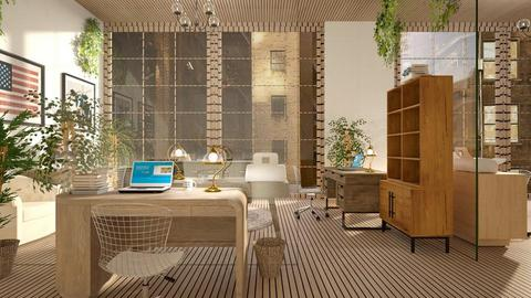 Distance_Office - Office  - by ZuzanaDesign