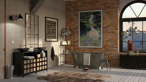 Bathroom - by ariema