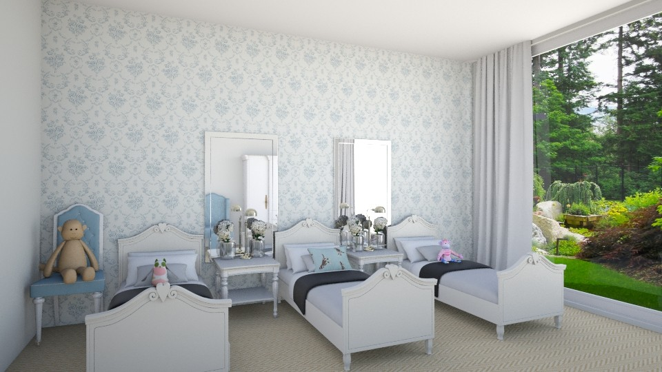 Kids Room - Classic - Kids room - by daniellelouw