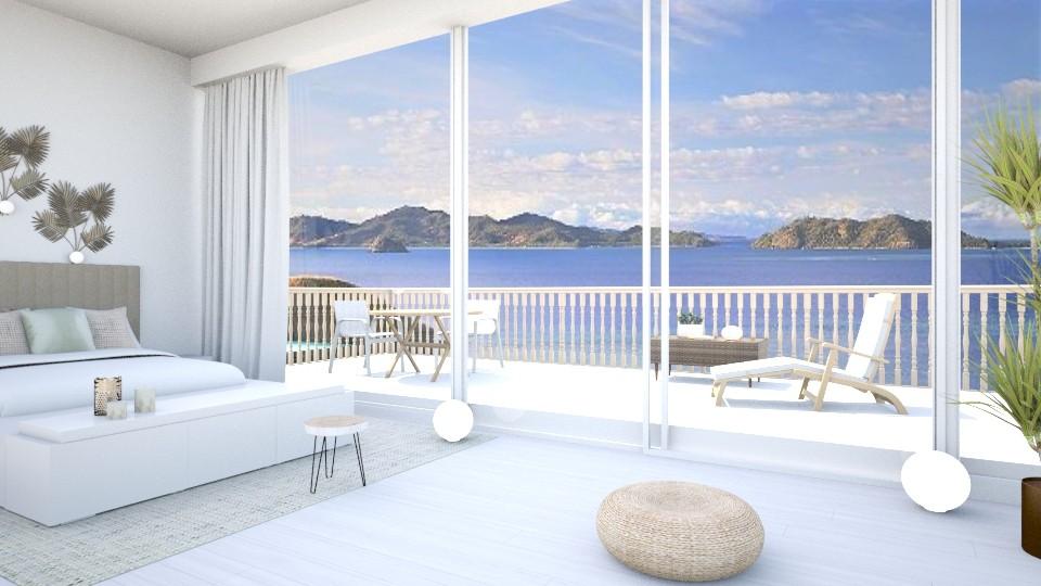 Resort - Bedroom - by KimAlys