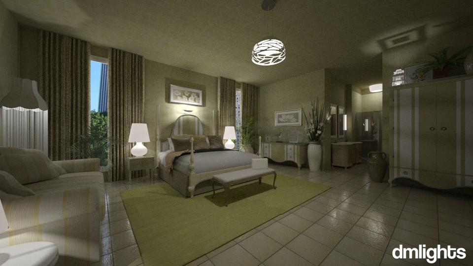 Cheryl - Bedroom - by DMLights-user-981898
