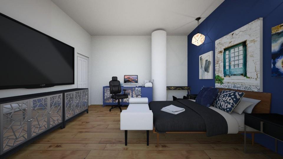 quarto dos tebaldis - Rustic - Bedroom  - by Lara Giulia