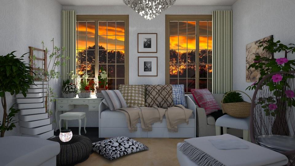 oo - Living room - by renowkas78