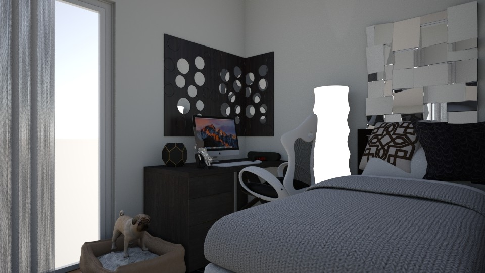 habitacion casa nueva - Modern - Bedroom - by Dario Pas