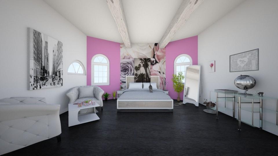 lol - Bedroom - by Deni star