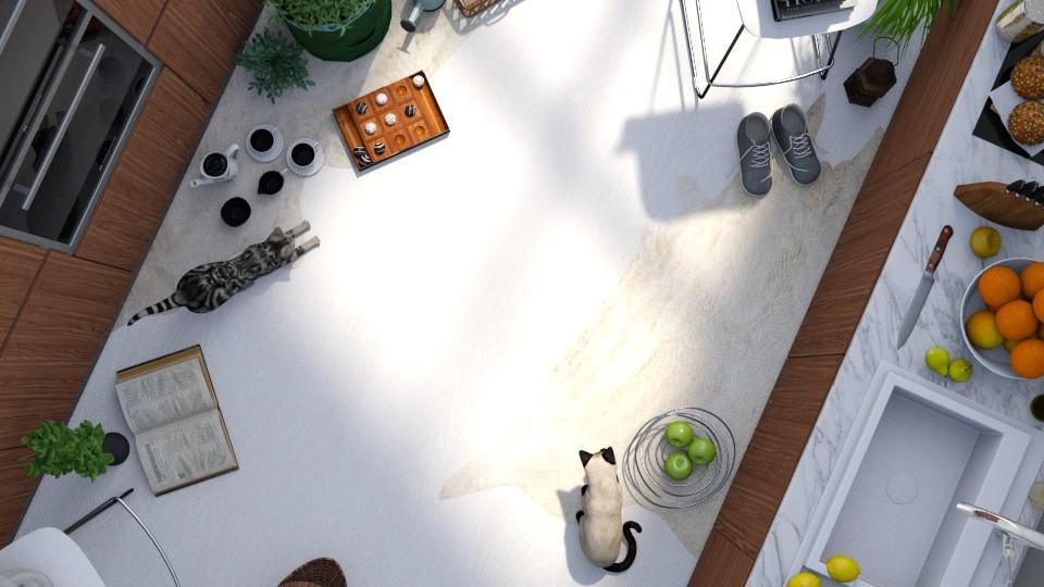 Change - Modern - Kitchen - by shahr