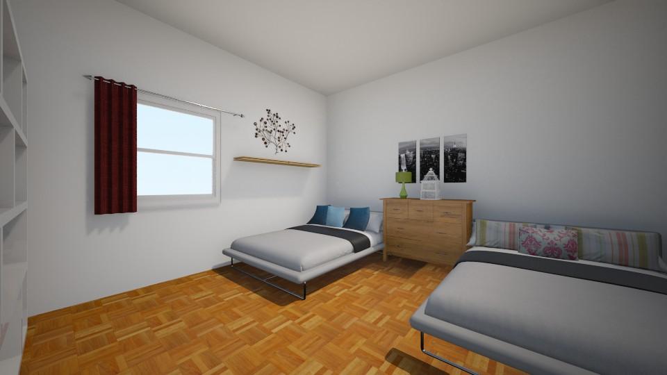 room - Bedroom - by KataaRinaa8
