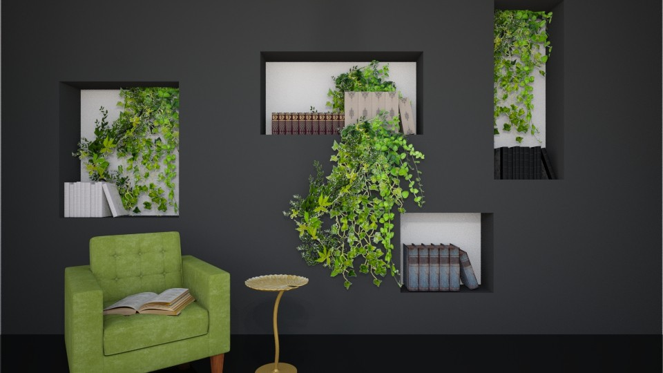 Plants - by Brown Bear Interior