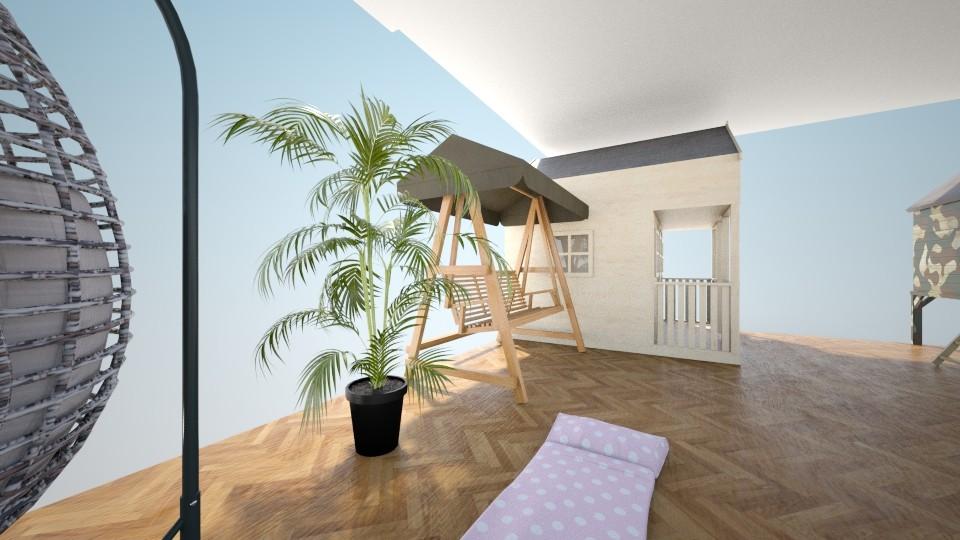 matheo sitt rom - Bedroom - by MilleCH