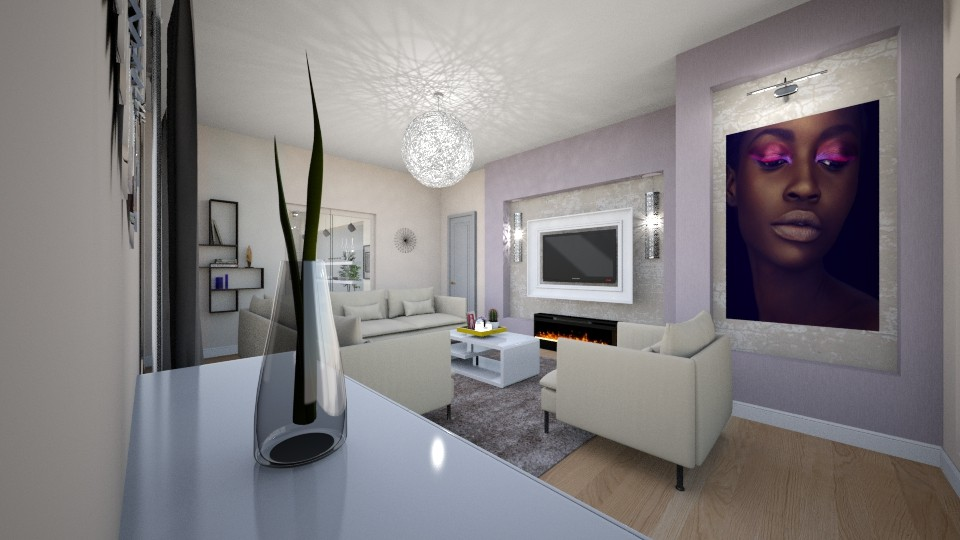 living room 2 - Modern - Living room - by Bianca Interior Design