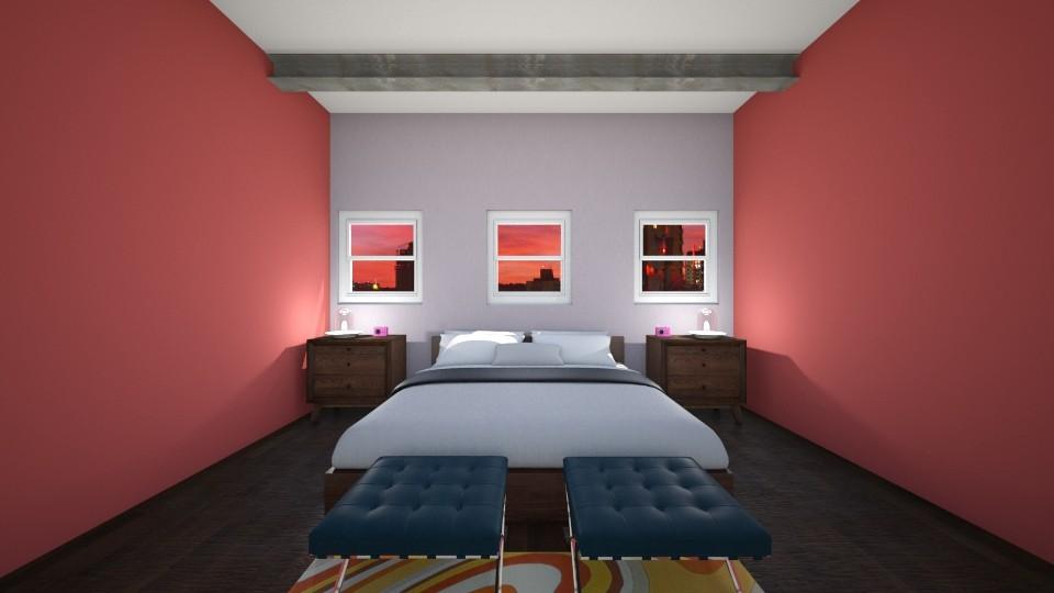 Apartment loft  - Modern - Bedroom - by hdricci01123890