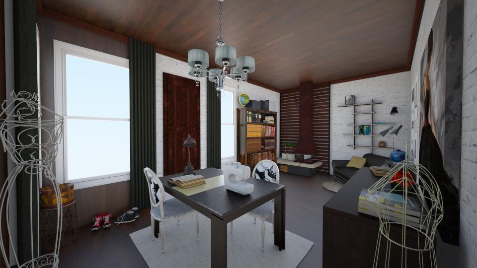 tghrt - Office  - by ivaninayo