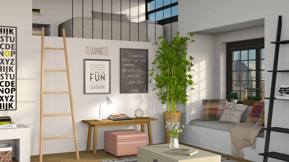 Students Bedroom - Eclectic - by Sally Simpson