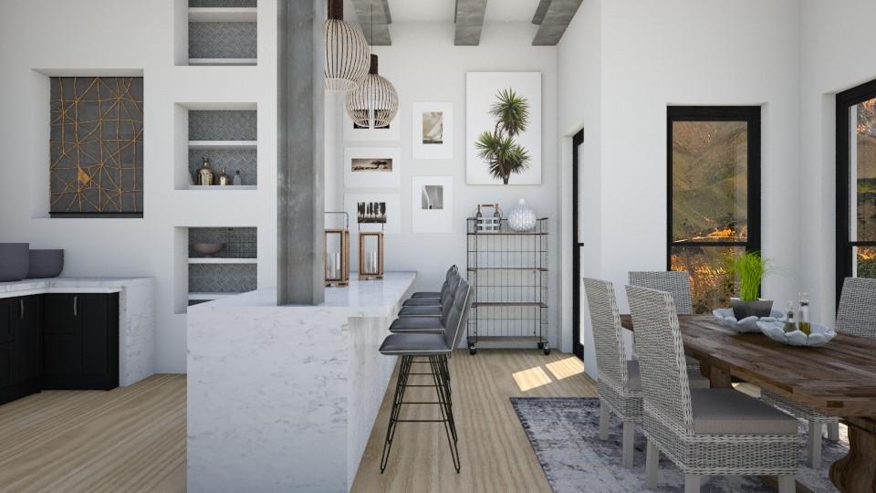 Kitchen - Kitchen - by mariagarcia11
