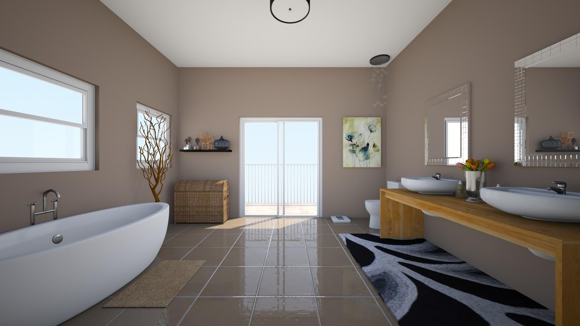 bathrrom - Bathroom - by unicorn_kylie_2003