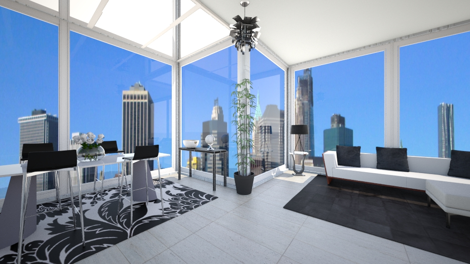 Space - Living room - by Cam Styler