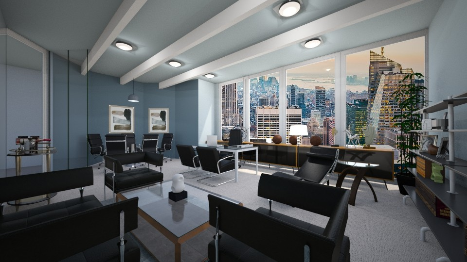 HS10 - Office - by genevivechen