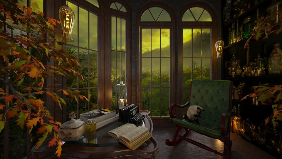 Nightshade Forests - by Yavanna